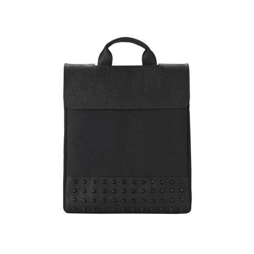 [콰니] [THE HN] Black Studs Backpack_Large