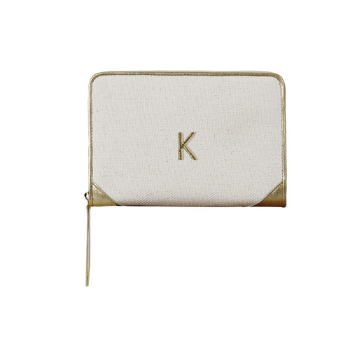 [콰니] KAWNI Wallet_Gold