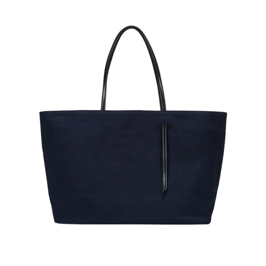 [콰니] Message Carry Bag_Navy