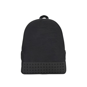 [콰니] [THE HN] Black Studs Classic Backpack_Medium