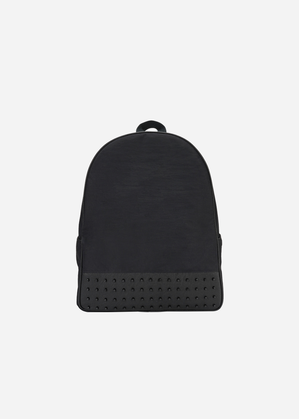 Black Studs Classic Backpack Medium