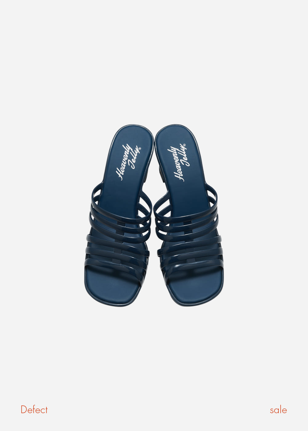 D_Wedge Plain Dark Navy