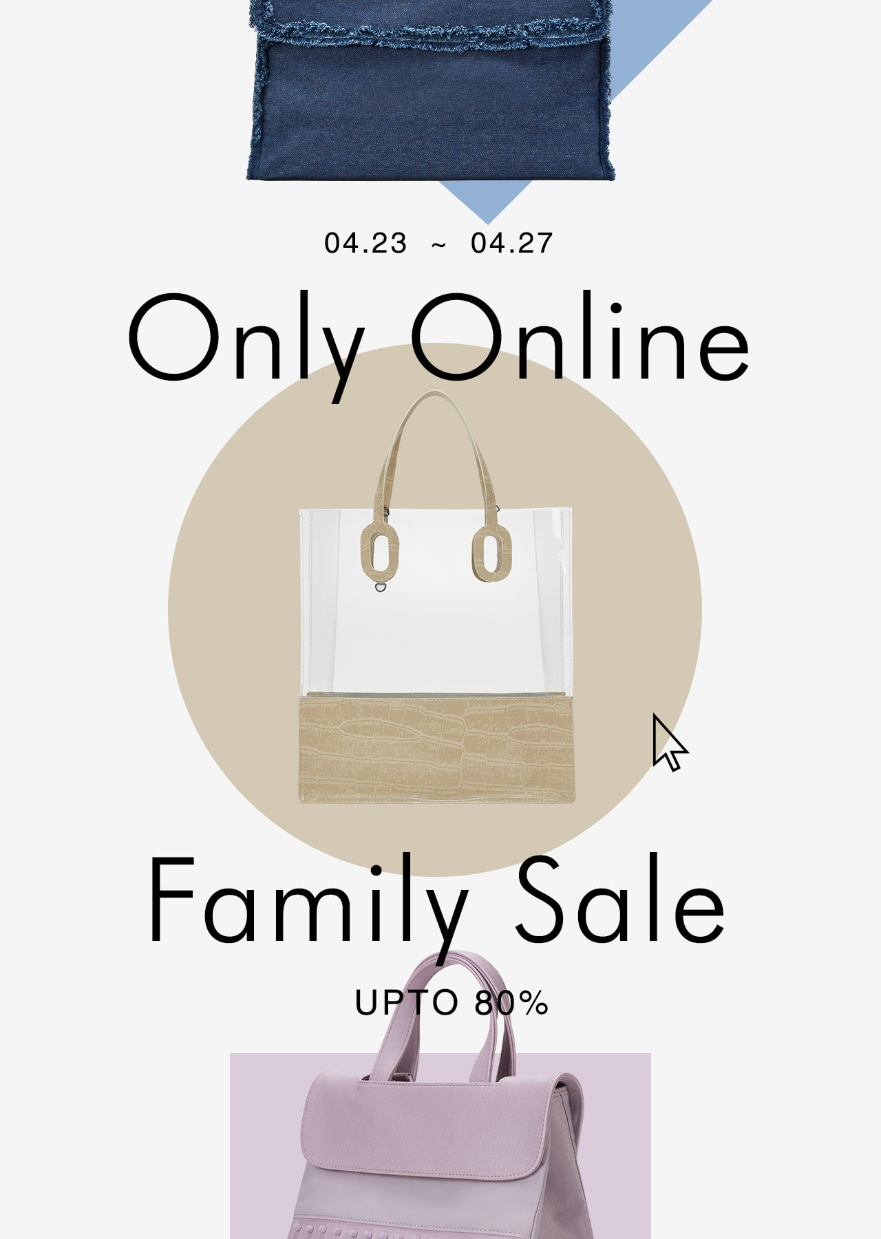 Online Family Sale up to 80%!