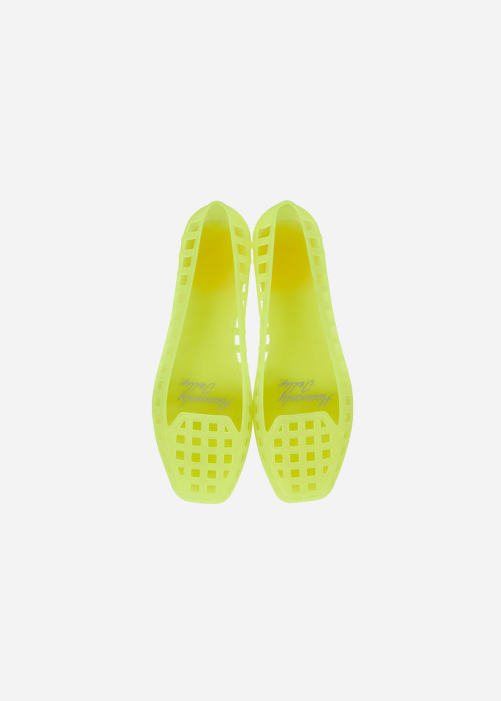 [Heavenly Jelly] Classic Candy Neon Yellow