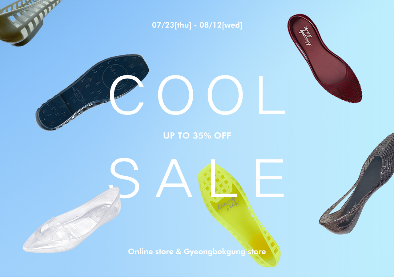 Heavenlyjelly Cool SALE 35%!